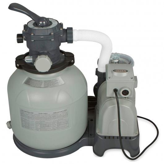 Depuradora de arena 10.500 L/h Intex
