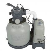 Combo depuradora de arena y cloración salina 32.200 L Intex