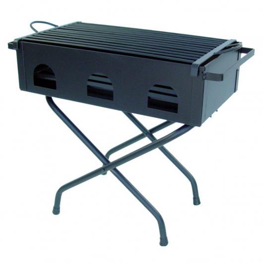 Barbecue pieghevole carbone