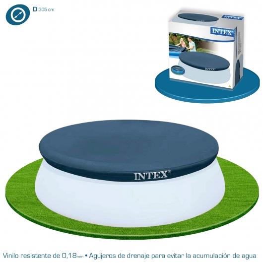 Cobertor piscina Easy Set 305 cm Intex