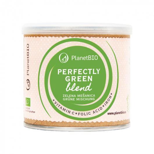Miscela di semi verdi BIO Perfectly Green Planet BIO, 90 g