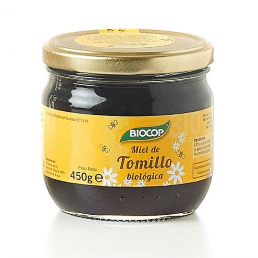 Miel de Tomillo Biocop 450 g