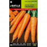 Graines de carotte Chantenay à cœur rouge
