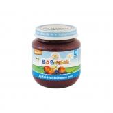 Pot pour Bébé Pomme et Myrtilles Sunval 125 g