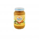 Pot pour Bébé Légumes et Millet Sunval, 220 g