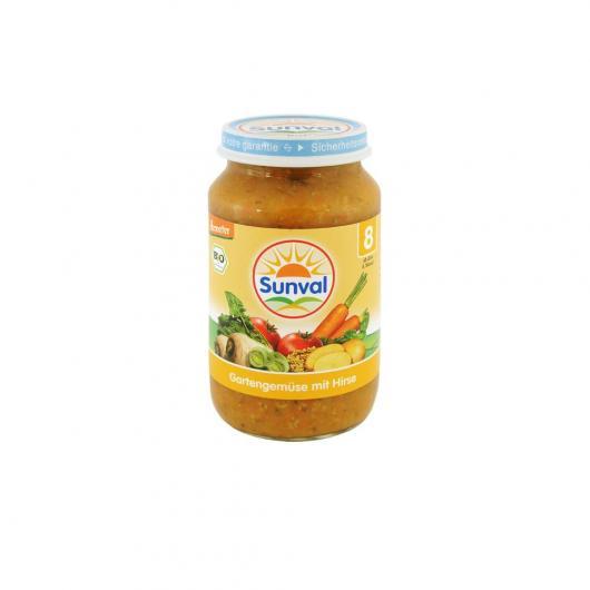 Potito de Verduras y MIjo Sunval, 220 g