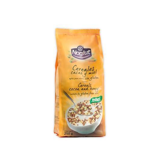 Cereali cacao e miele senza glutine Santiveri, 225 g