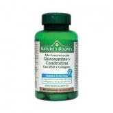 Glucosamina e Condroitina con MSM e collagene Nature's Bounty, 60 compresse