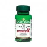 Pura Coenzima Q-10 120 mg Nature's Bounty, 30 cápsulas blandas