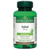 Sabal 450 mg Nature's Bounty, 100 capsule