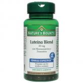 Luteína Blend 20 mg con Mesozeaxantina y Zeaxantina Nature's Bounty, 30 capsule
