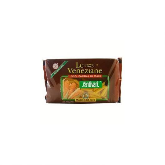 Pasta macarrón-penne