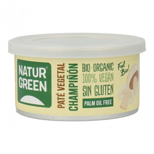 Paté champignon Naturgreen 125 g