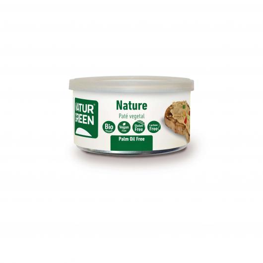 Paté Nature Naturgreen 125 g