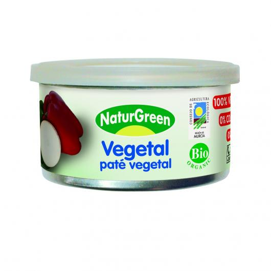 Paté Vegetal Naturgreen 125 g