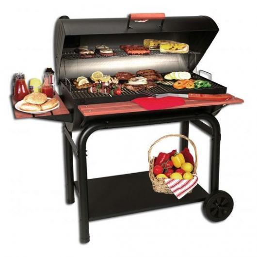 Barbacoa Outlaw XXL Char Griller