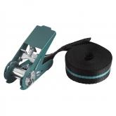Wolfcraft 3418000 - 1 cinghie di serraggio a cricchetto