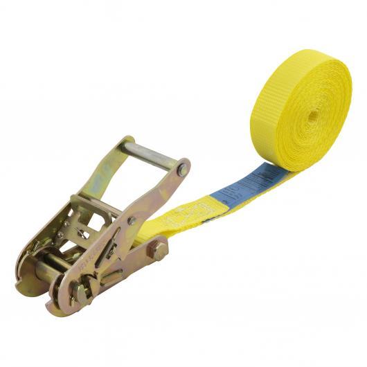 Wolfcraft 3273000 - 1 cinghie di serraggio a cricchetto