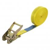 Wolfcraft 3275000 - 1 cinghie di serraggio a cricchetto