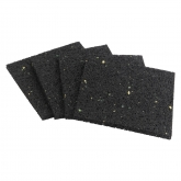 Wolfcraft 3284000 - 4 tapis antidérapants pour arrimage