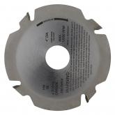 Wolfcraft 2924000 - 1 fresa a disco di ricambio