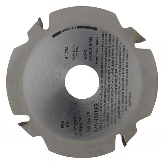 Wolfcraft 2924000 - 1 fraise disque de rechange