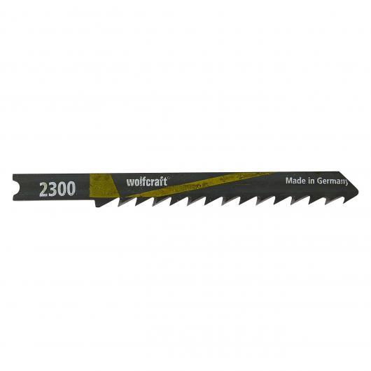 Wolfcraft 2300000 - 2 lame per seghetti alternativi