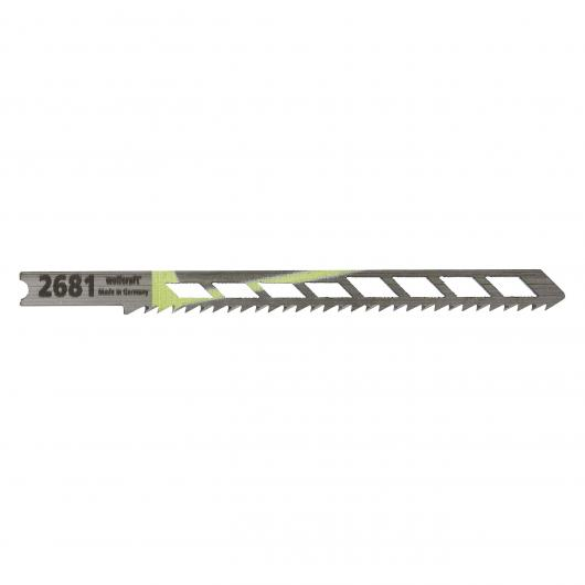 Wolfcraft 2681000 - 2 lame per seghetti alternativi