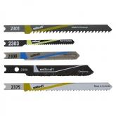 Wolfcraft 2687000 - 1 hojas de sierra de calar vástago en U / HCS /