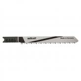 Wolfcraft 8446000 - 2 hojas de sierra de calar vástago en U / Contenido: madera 74 mm