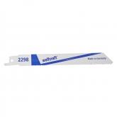 Wolfcraft 2298000 - 2 lâminas de serra tico-tico