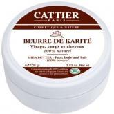 Beurre de karité bio Cattier