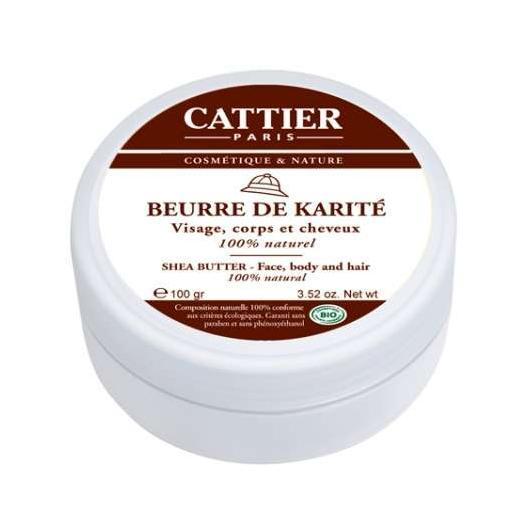 Burro di Karitè Bio Cattier, 100g