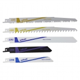 Wolfcraft 3599000 - 5 lâminas de serra tico-tico