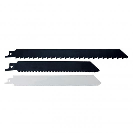 Wolfcraft 8437000 - 3 lames de scie sabre