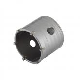 Wolfcraft 7955200 - 1 corona de sondeo, resistente a golpes y choques durante el taladrado Ø 68 mm