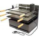 Cassetto-Barbecue chiuso kit pollo
