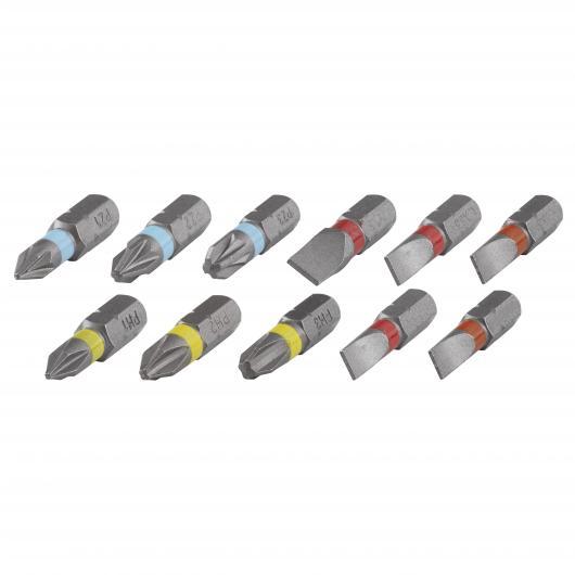 Wolfcraft 2445000 - 1 set di inserti