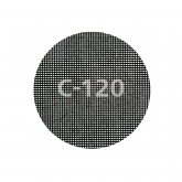 Wolfcraft 8464000 - 5 iscos abrasivos aderentes