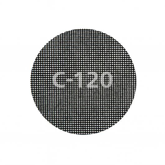 Wolfcraft 8464000 - 5 abrasivi retinati velcrati
