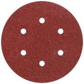 Wolfcraft 1838000 - 12 dischi abrasivi velcrati