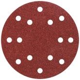 Wolfcraft 8404000 - 10 dischi abrasivi velcrati