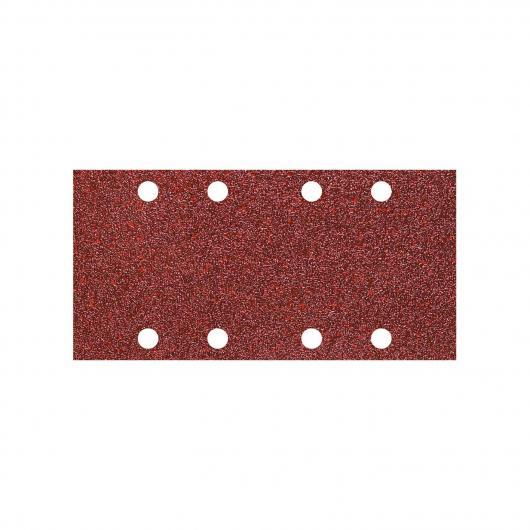 Wolfcraft 1766000 - 10 strisce abrasive velcro