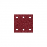 Wolfcraft 1761000 - 10 cintas abrasivas aderentes