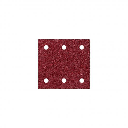 Wolfcraft 1761000 - 10 strisce abrasive velcro