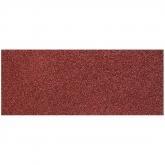 Wolfcraft 2084000 - 1 patin de lija corindón grano 120, sin perforación, granel 93 x 230 mm