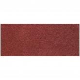 Wolfcraft 2086000 - 1 patin de lija corindón grano 40, sin perforación, granel 115 x 280 mm