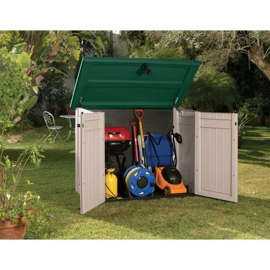 Arc n jard n store it out xl por 224 95 en planeta huerto for Arcones de jardin