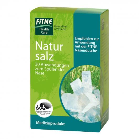 Sal pour la douche nasale Fitne, 30 sachets
