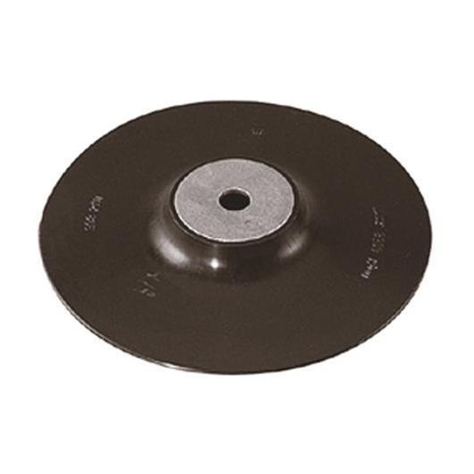 Wolfcraft 2454000 - 1 platillo para amoladora de ángulo, rosca M 14 Ø 125 mm